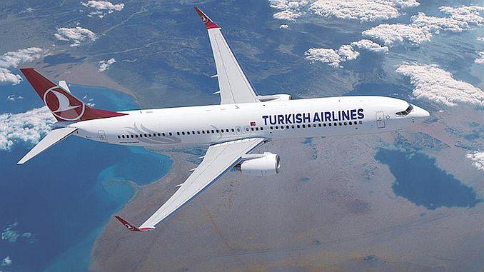15 del espacio aéreo turco llega un segundo por segundo