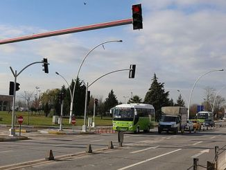 i semafori di nuova generazione diranno di interrompere le violazioni delle regole