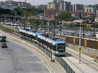 zeytinburnunda tramvay cilesine tunelli cozum