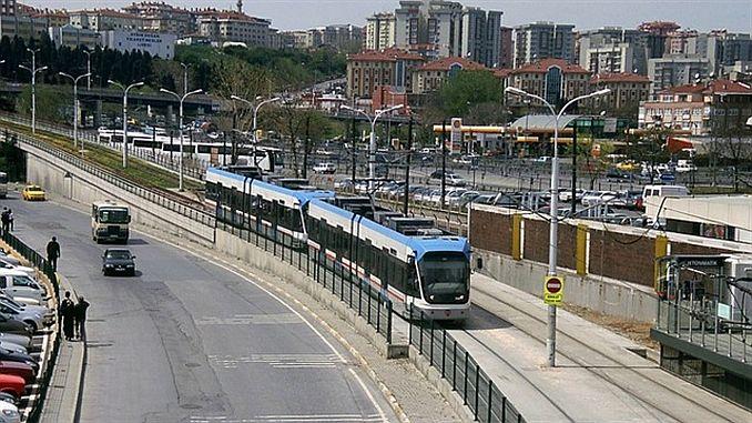 Zeytinburnu Tramway Tunnel Tunnel Cozum