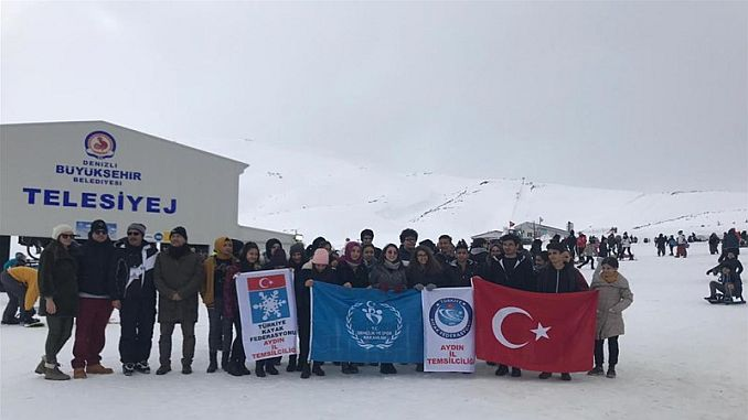 aydinli young people participated in the event