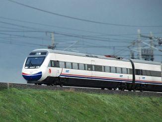 रेल्वे मंत्री थरान ट्रॅझन एर्झिनकन यांनी रेल्वेबद्दल सांगितले