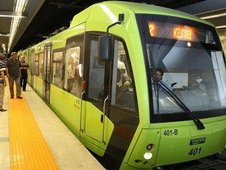 bursanin metro gjatësi gjatësi 1144 kmya