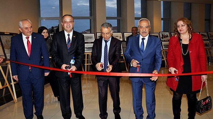 Hamidiye Hijaz Railway photo exhibition opened