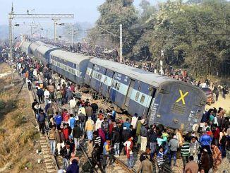 भारत 7 मध्ये दुर्घटनाग्रस्त रेल्वे अपघात