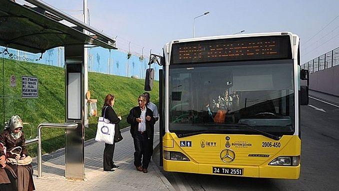 iettden ataturk airport free transfer line