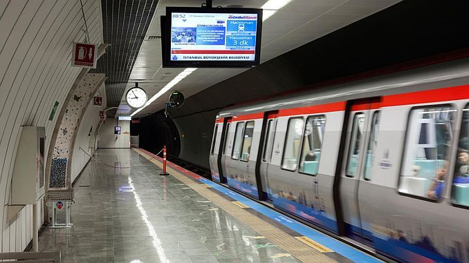 What Do You Know About Istanbul's Basaksehir Metro Station?