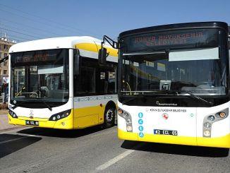 një i ri është shtuar në autobusin e qytetit