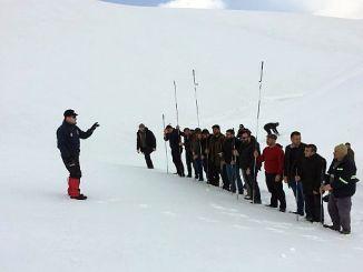 praktische Ausbildung für Rettungskräfte