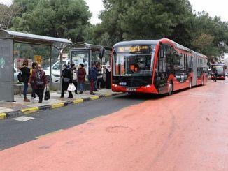 testis of electric bus