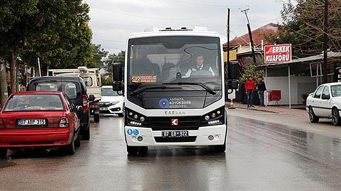 mass transportation service began in the line of pinarli kundu