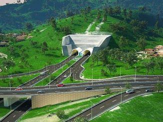 salarha tuneli kommer att bidra till stadsförvandling