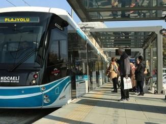 Завтра начинаются трамвайные остановки на берегу моря