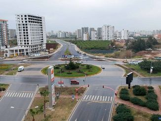 Seyhana neuer Boulevard