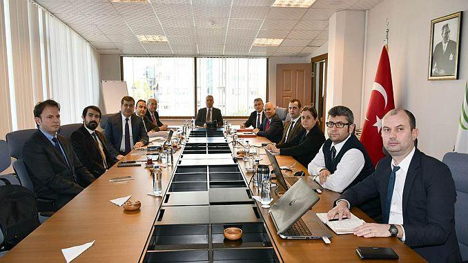 tekirdag governor yildirim logistics center joined us board meeting