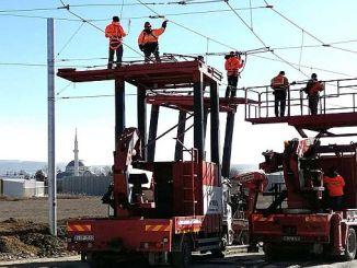 tramvay hatlarindan kablo hirsizligi uyarisi