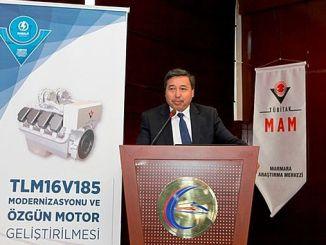η tulomsasda παρήγαγε εγχώριο και εθνικό κινητήρα ντίζελ ξεκίνησε