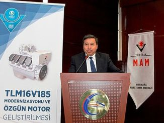tulomsasda produced domestic and national diesel engine was launched