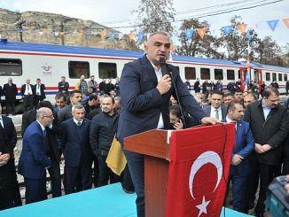 министр туризма ерсоюн поезд