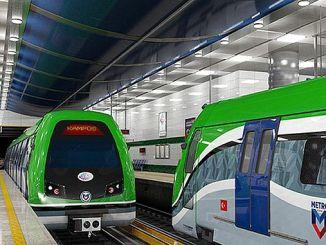 το υπουργείο μεταφορών δεν έλαβε το πρόγραμμα του μετρό konya