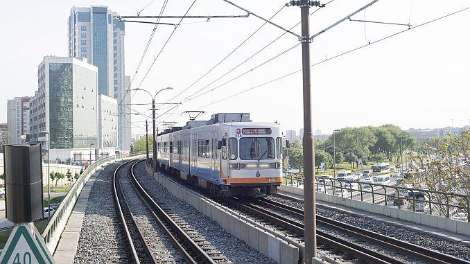 yenikapi atatürk aeroporti metro guzergahi surasini to'xtadi