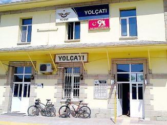 Проширување и уредување на патиштата на станицата Јолкати