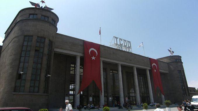 محطة أنقرة