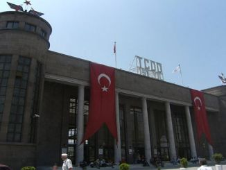 Ankara station