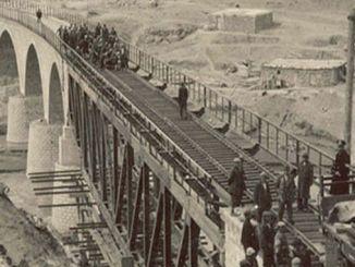 Railway mobilization Republic of Turkey
