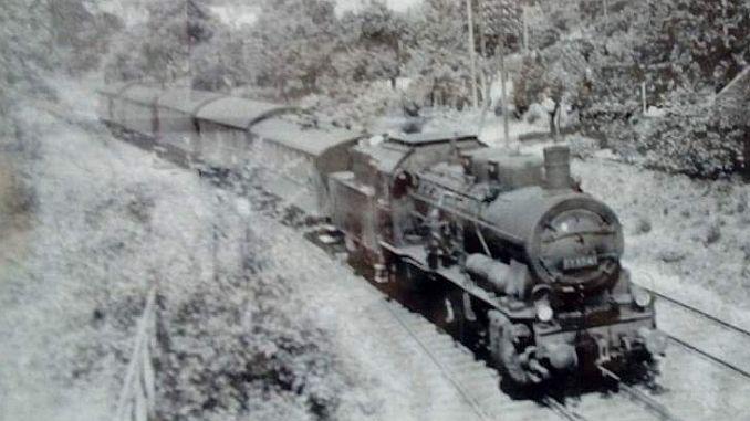 27 March 1873 Ottoman State Railway