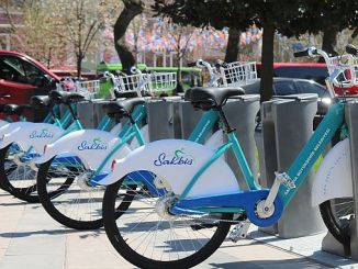Smart Bicycles in Sakarya Start Service