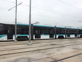 akcaray fleet're bringing rel tram