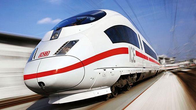 миллиард евро дополнительные инвестиции в железные дороги в германии