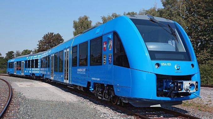 Alstom στη σιδηροδρομική γραμμή της Ευρασίας