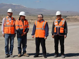 ankara nigde highway works