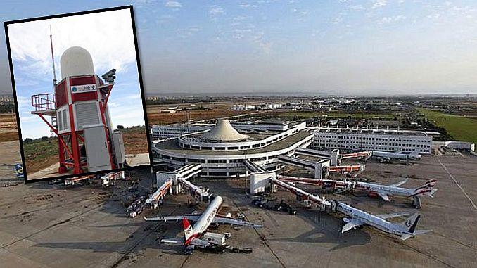 seguridad del aeropuerto de antalya