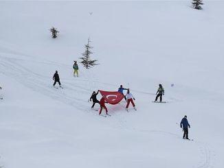 birinci alanya akdag kayak festivali yapildi