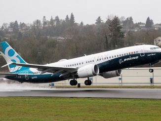 Boeing Maxin Turks no espazo aéreo turco detívose