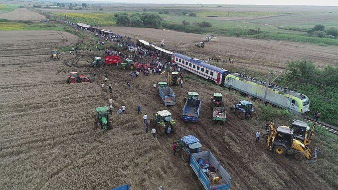 corlu τρένο συντριβή νέα ανάπτυξη
