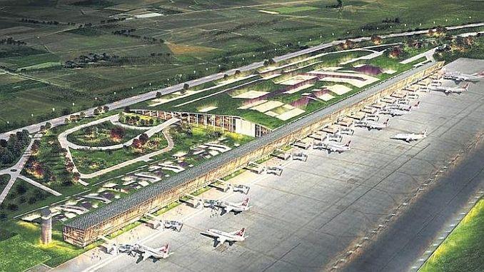 cukurova regional airport will land first this month