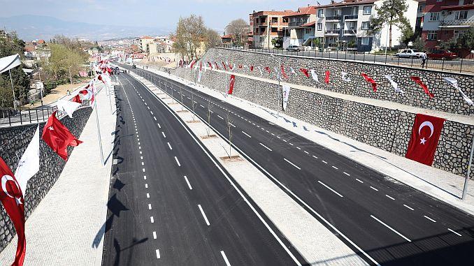 سوف التنفس دنيزلي دخلت الخدمات المرورية الشوارع الجديدة