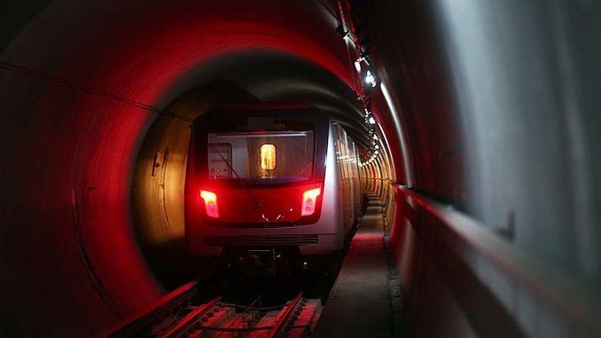 Esenboga Airport subway must go red