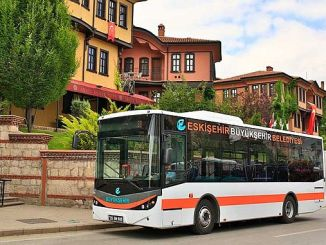 Unterstützung des nationalen Transports in Eskisehir