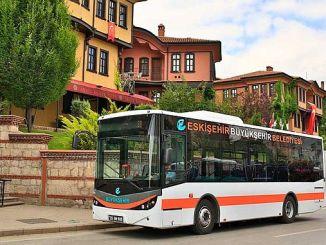 support for national transportation in Eskisehir