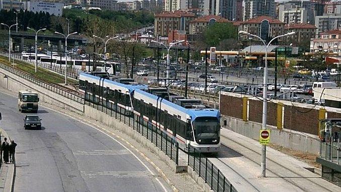 La línea de tranvía de Feshane Bayrampasa no es necesaria.