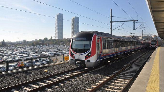 Halkali gebze marmaray линия на спешна дата отново отложено