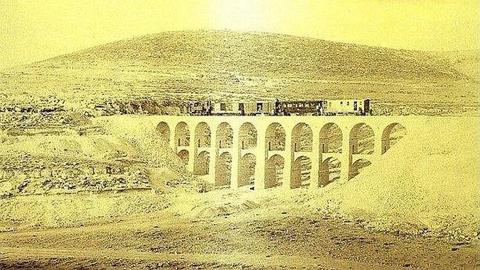 السكك الحديدية hicaz