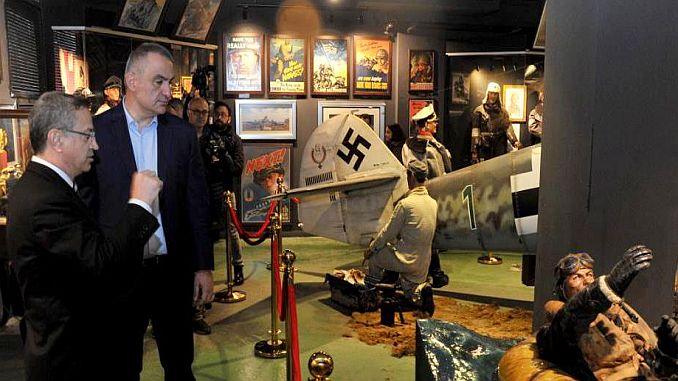 istanbul havalimani muzesinde turkiyeyi tanitacagiz