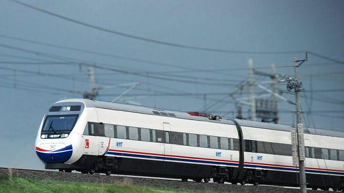 projet de train à grande vitesse d'istanbul kapikule sera lancé