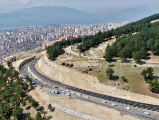 kahramanmaras a ouvert un service de voie nord-ouest